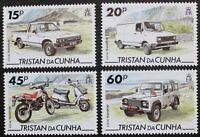 Local transport stamps, 1995, Tristan da Cunha, SG ref: 576-579, 4 stamp set MNH