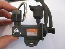 TOYOTA turbo boost sensor 25819-27050 2.0 d4d 2000-06  vacuum genuine .