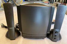 Altec Lansing ATP3 Multimedia Computer Gaming System Subwoofer Surround Speakers