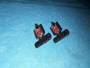 NOS GM 1988 MONTE CARLO CLASSIC ROOF EMBLEMS 88 ORNAMENTS LANDAU LS SS