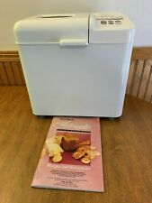 West Bend 41040 Automatic Bread & Dough Maker with Manual & Recipe Booklet