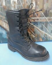 ARMY Combat Boots U.S. Military Boots 8.5 R  MENS BLACK