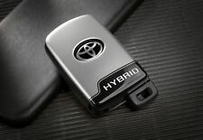 Genuine Toyota RAV4 Hybrid Remote Key Cover Only PW031-00001 HSD Logo New