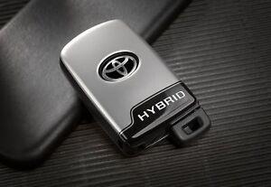 Genuine Toyota RAV4 Hybrid Remote Key Cover Only PW031-00001 HSD Logo New