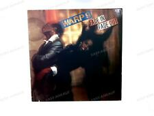 Warp 9 - Fade In, Fade Out Europe LP 1986 /3