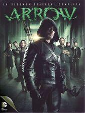 ARROW - LA SECONDA STAGIONE COMPLETA (5 DVD)  SIGILLATO