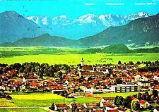 Murnau am Staffelsee ,Ansichtskarte,1981 gelaufen