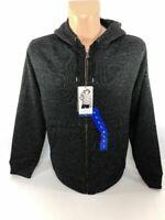 Weatherproof Vintage Mens Hoodie Jacket Full Zip Sherpa Lined Fleece Variety