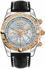 CB0110AA/A698-743P | BREITLING CHRONOMAT 44 | NEW & AUTHENTIC DIAMOND MENS WATCH