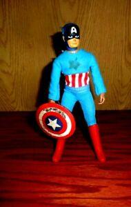 """Mego Figure 8"""" Captain America 1974, Original Avengers"""