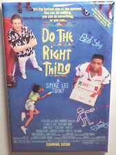 """Do the Right Thing MAGNET 2"""" x 3"""" Refrigerator Locker Poster Movie"""