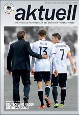 Länderspiel 17.11.2015 Deutschland - Niederlande in Hannover