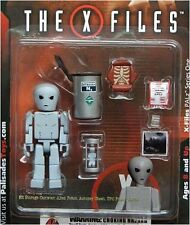 THE X FILES PALZ FIGURE GRAY ALIEN RARE VARIANT PALISADES TRUTH IS OUT THERE!