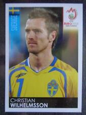 PANINI EURO 2008-Christian WILHELMSSON SVERIGE #400