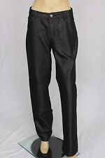 EUC New York & Co Company Low Rise Leg Size 14 womens pants career dark denim