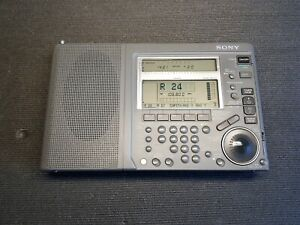Radio Sony icf-sw77 worldband