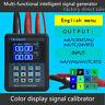 Smart Calibrator Current Signal Generator 4-20ma Generator MR2.0  TFT PRO+