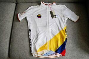 . . .:: RAPHA Colombian Super-Lightweight Trikot Gr. M LIMITED 2012 NEU ::. . .