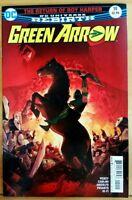 GREEN ARROW #19 (2017 Rebirth DC Comics) ~ VF/NM Comic Book