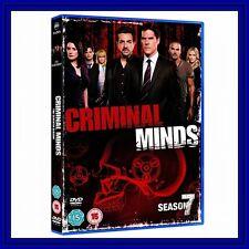 CRIMINAL MINDS - COMPLETE SERIES SEASON 7  **BRAND NEW DVD**