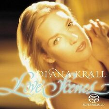 Diana Krall - Love Scenes (CD, Verve 011105023320) Peel Me A Grape, My Love Is
