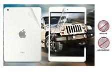 3 X Front & 3 X Back iPad MINI 2 Anti-Glare Matte Screen Protector Cover & Cloth