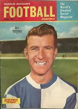 CHARLES BUCHAN'S FOOTBALL MONTHLY MARCH 1964 ~ COVENTRY CITY / PRESTON / DERBY