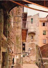 CORSE SARTENE 20 curieuse par ses vieilles rues et ses hautes maisons timb. 1973