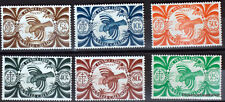NOUVELLE CALEDONNIE   TIMBRES  NEUFS      AB12