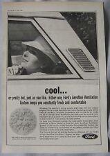 1966 Ford Original advert No.2