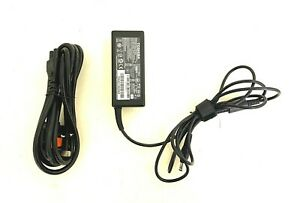 Genuine Toshiba PA-1650-22 AC Adapter Power Supply Charger 19V with Power Cable