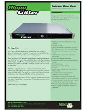GreenHippo HippoCritter media server, video pixel map rackmount