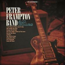 PETER FRAMPTON BAND 'ALL BLUES' CD (2019)