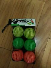 "Nwt - Franklin Youth Lacrosse 7"" Balls 6-Pack New"