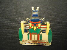 Disney Wdw Mgm Studios Chinese Theater Great Movie Ride Attraction Pin