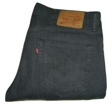 NEW Mens Levi's 511 Slim Fit Grey (1736) Stretch Denim Jeans W32 L32 BNWoT