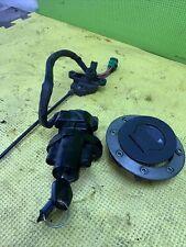 Suzuki Bandit Gsf 600 x  MK1 Lock Set Ignition Petrol cap fuel cap & seat lock