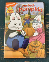 Max  Ruby - Max  Rubys Perfect Pumpkin (DVD, 2008)