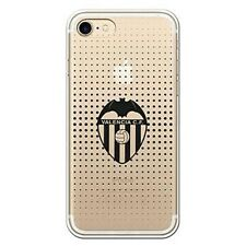 Valencia CF Phone Case iPhone 6 & 6s Hard Case Cover - Transparent - New
