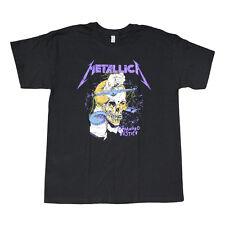 Metallica Damaged Justice Men's T-Shirt Black