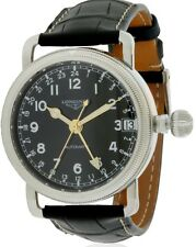 Longines Heritage Avigation Leather Automatic Mens Watch L27784532