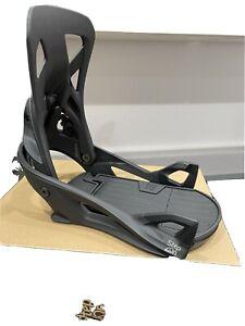 burton step on bindings New Size M