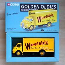 Corgi Golden Oldies 19302 Bedford S Van Weetabix