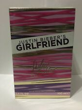 Girlfriend Perfume by Justin Bieber, 3.4 oz EDP Spray for Women