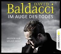 Im Auge des Todes von David Baldacci (2016, Hörbuch)