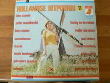 LP RECORD VINYL PIN-UP GIRL HOLLANDSE HITPOURRI NO 11 1973 DURECO ELF 94.17
