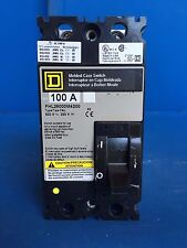 Square D Fhl26000M4200 100A 600V 2P Molded Case Switch