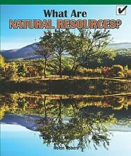 What Are Natural Resources? (Real Life Readers)-ExLibrary