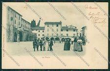 Firenze Greve in Chianti cartolina QQ2338