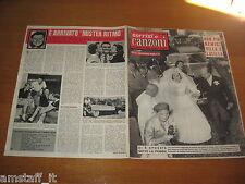 SORRISI E CANZONI=1957/23=JULA DE PALMA=ALMA DANIELI=GIACOMO RONDINELLA=LATILLA=